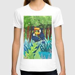 Tucans T-shirt