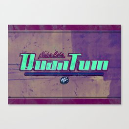 Nuka-Cola Quantum Canvas Print