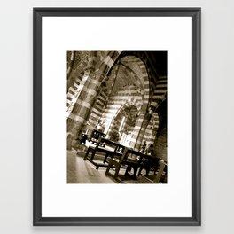 The Church of St. Peter, Portovenere, Italy Framed Art Print