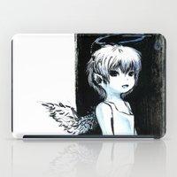 child iPad Cases featuring Child by Vagelio