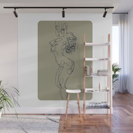 Study of Whim Wall Mural