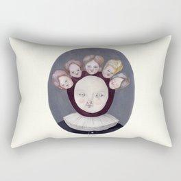 Dutch Disease Rectangular Pillow