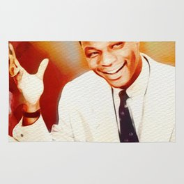 Nat King Cole, Music Legend Rug