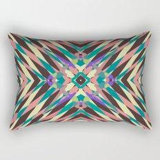 hidden circle Rectangular Pillow