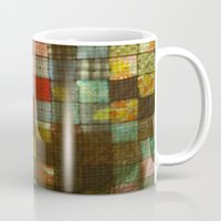 blanket Mugs featuring Blanket by Lyssia Merrifield