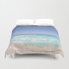 The perfect place Duvet Cover