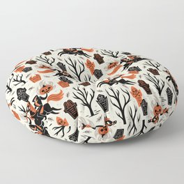 Headless Floor Pillow