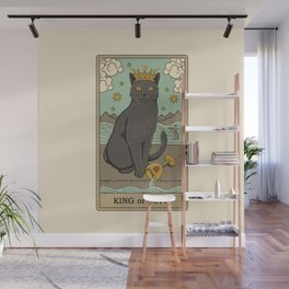 King of Cups Wall Mural