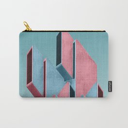 Acid pink Carry-All Pouch