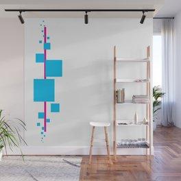 Tech Stream Wall Mural