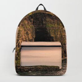 Cliffs Of Moher Backpack