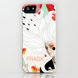 FRASK Collage iPhone Case