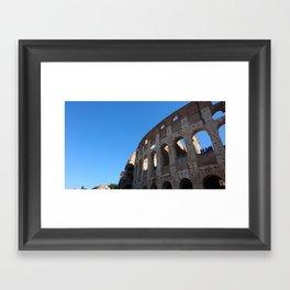 Coliseo Framed Art Print
