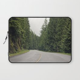 lonely road. Laptop Sleeve