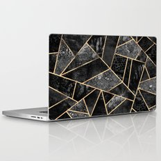 Black Stone 2 Laptop & iPad Skin
