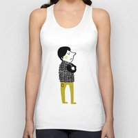 shopping Tank Tops featuring vest shopping... by mummysam