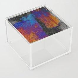 Neon Grunge 3 Acrylic Box