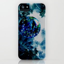 Celestial Marble iPhone Case