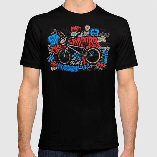 All My Bikes: STA-L T-shirt