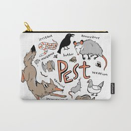 Pest Carry-All Pouch