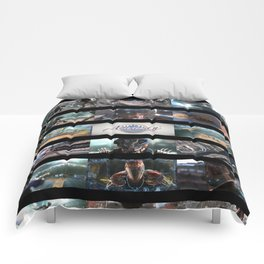Heads-Up Display & The Ball Unleashed  Comforters