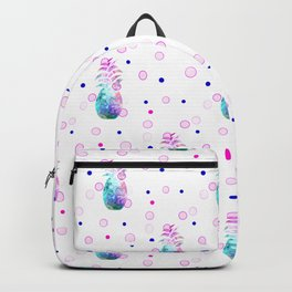 Seamless Pineapples Backpack
