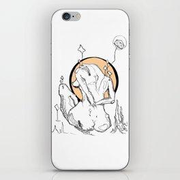 Laxin' iPhone Skin