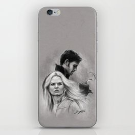 We Can Be Heroes iPhone Skin