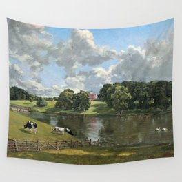 Wivenhoe Park, Essex by John Constable (1816) Wall Tapestry