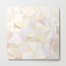 Powder palette colors. Metal Print