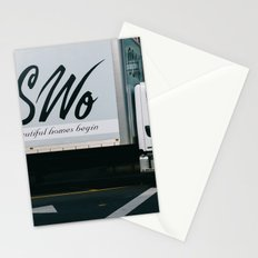 car 02 Stationery Cards