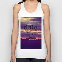 dale cooper Tank Tops featuring Dale by KimberosePhotography