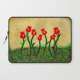 FLOWERS 015 Laptop Sleeve