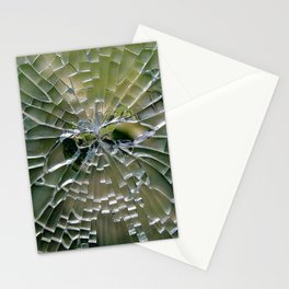 Craquelature Stationery Cards