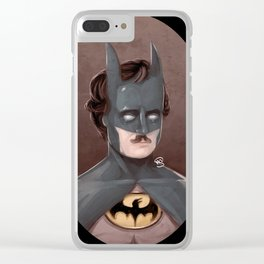 BatPoe Clear iPhone Case