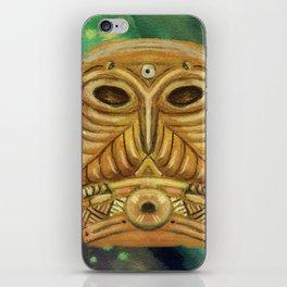 The Owl of the Western Door (Koromo) iPhone Skin