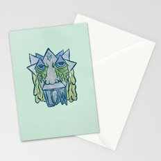 SLIME HAIR Stationery Cards