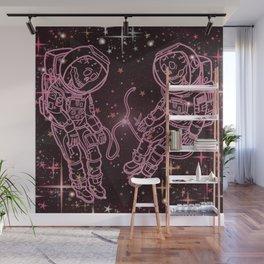 Astronauts Wall Mural