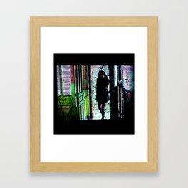 House On The Dark Hill: At The Binding Of Cyäegha Framed Art Print