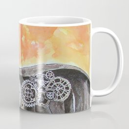 The Raven and the Serpent Coffee Mug