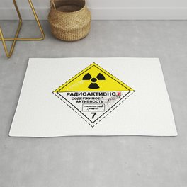 Radiation Rug