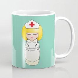 Kokeshi Nurse Coffee Mug