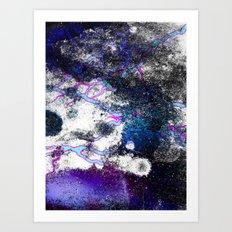 ThunderBolt Art Print