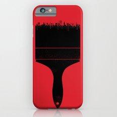 City Brush iPhone 6s Slim Case