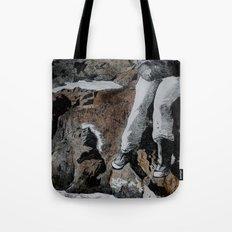 The Ledge  Tote Bag