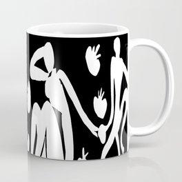 Matisse Nudes Collage Coffee Mug