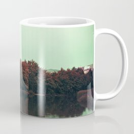 Sparkling red forest Coffee Mug