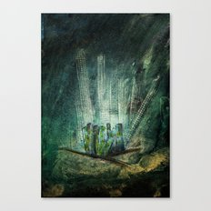 The Ride Canvas Print