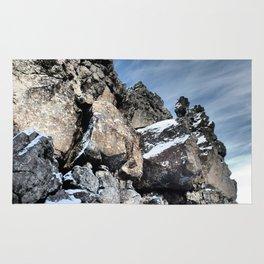 Glacial Rocks Rug