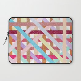 Structural Weaving Lines Laptop Sleeve